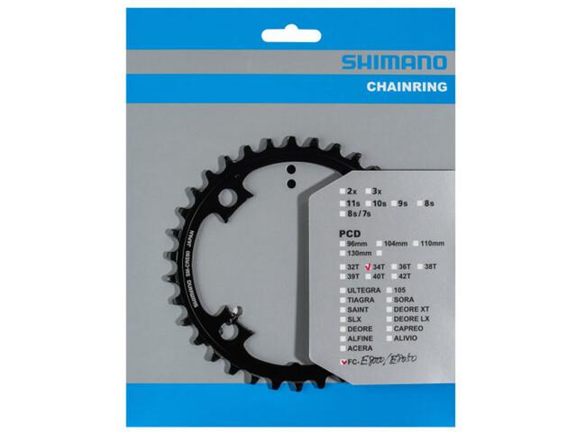 Shimano Steps SM-CRE80/SM-CRE80-B Chain Ring 11-fold